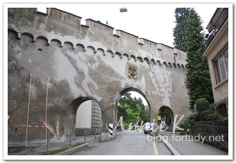 琉森城牆Museggmauer