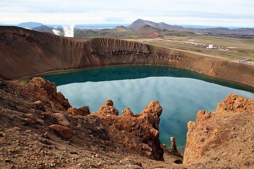 Islanda - Víti