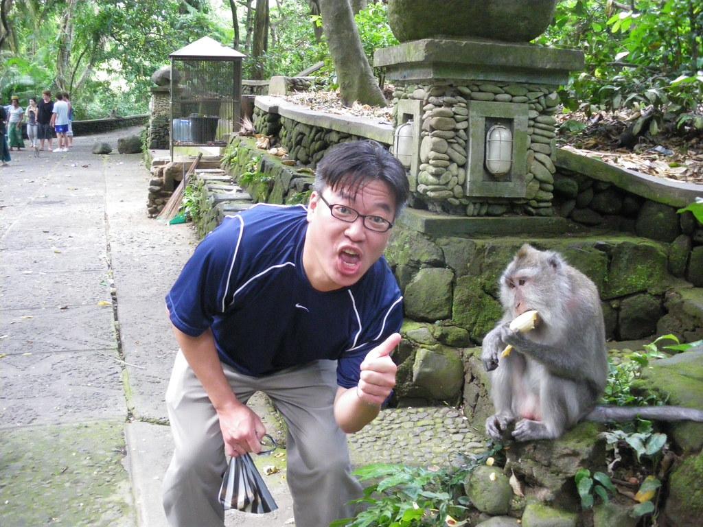 Sacred monkey forest, Bali - IMGP3119