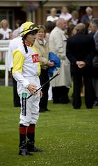One of the Jockeys