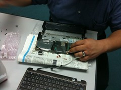 Sony Vaio P dissection