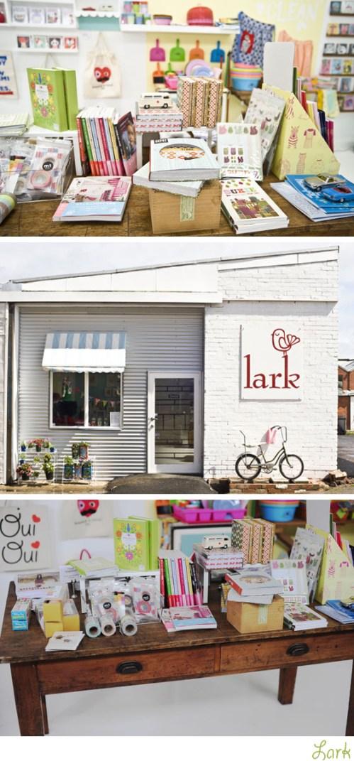 Shop Tour: Lark
