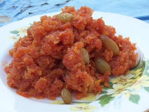 Carrot Halva