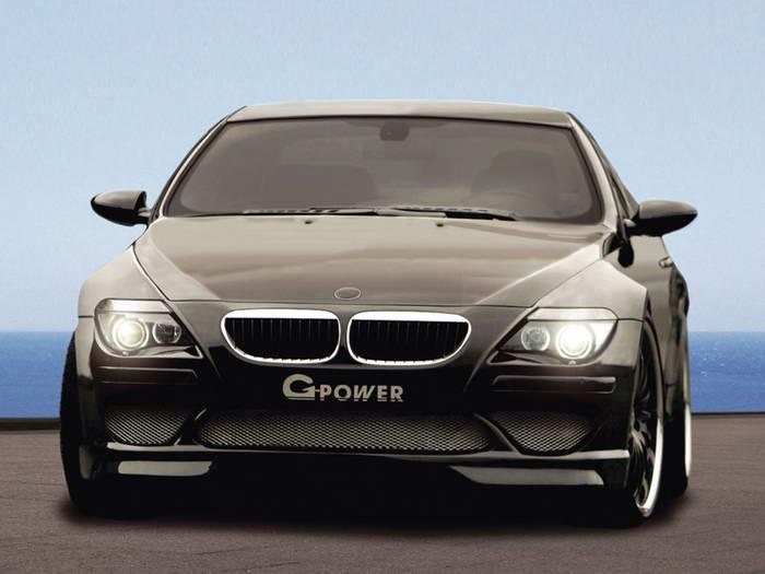 BMW G-power- Car Performance 2006