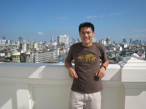 Golden Mountain (Bangkok, Thailand)