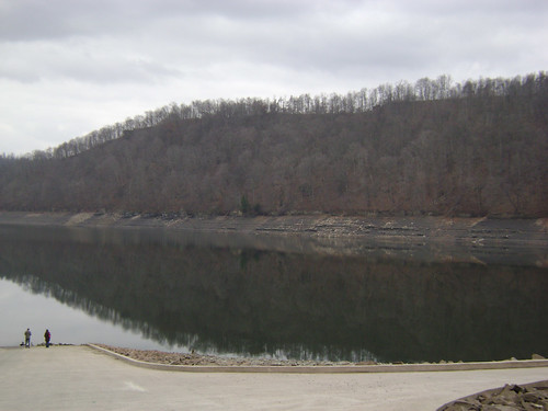Youghiogheny River Lake and Dam