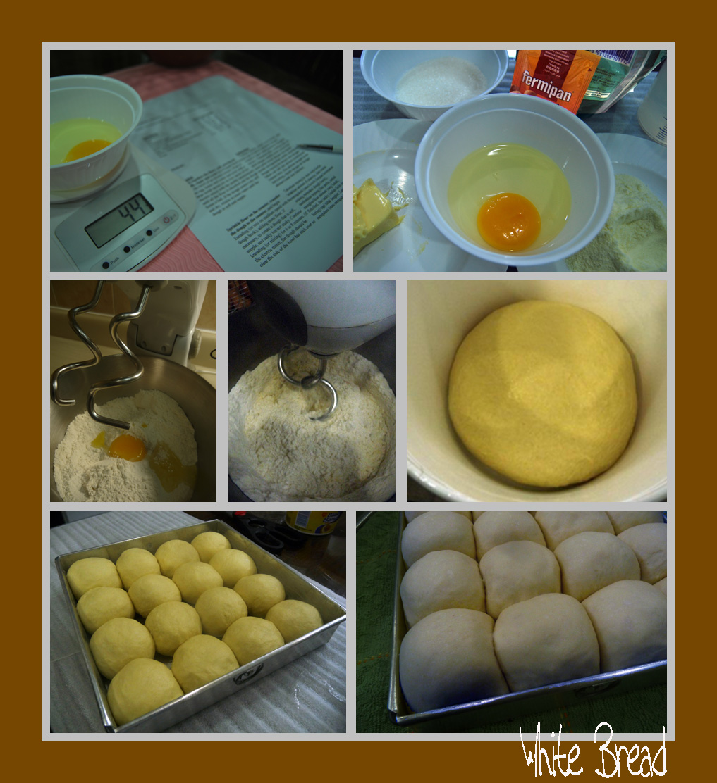 White Bread Process