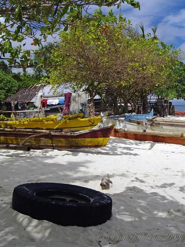 The community at Mantigue Island