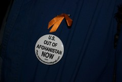 US out of Afghanistan now