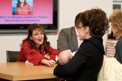 Sarah Palin look-alike