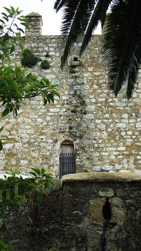 Ventanal Castillo de Gigonza