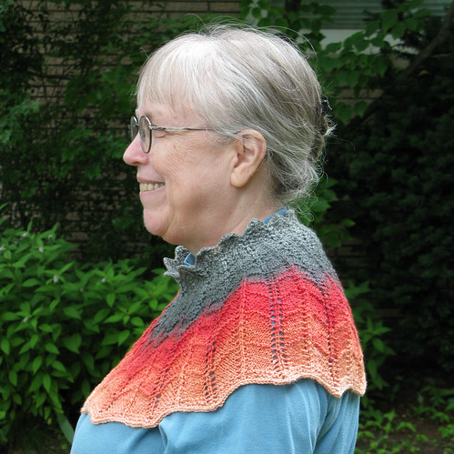 Jagged Cowl Profile