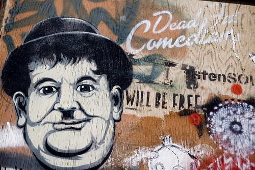 dead fat comedian
