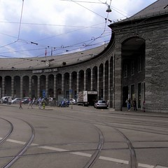 Bahnhof Enge