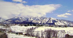 Steamboat Springs, Colorado Mountains