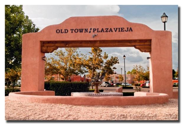 Old Town Plaza Vieja