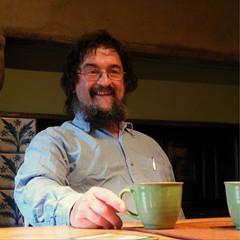 Colin Greenland, October 2009