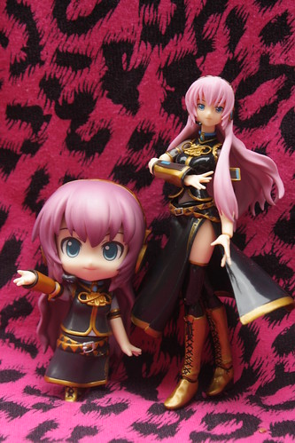 Luka Nendoroid and Figma