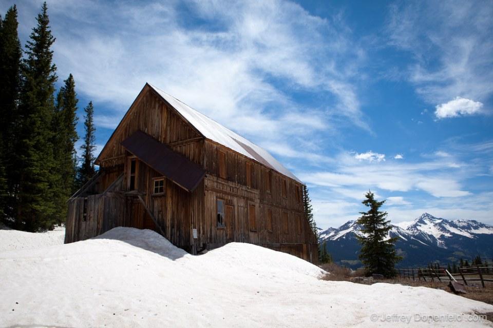 Alta boarding  house