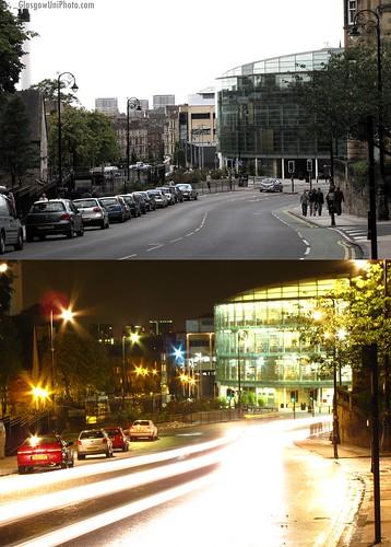 University Avenue [Day & Night]