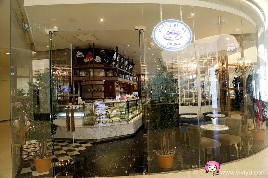 CENTRAL EMBASSY,coffee bean by dao,coffee bean by dao必食,Coffee Beans By Dao,曼谷甜點,曼谷美食,泰國美食,泰式料理 @VIVIYU小世界