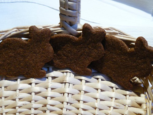 Speculaas rabbits