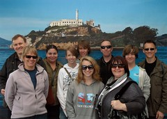 Alcatraz Family Portrait