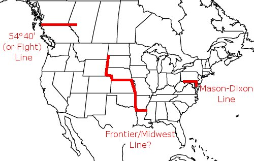 Is There a Frontier/Midwest Line?