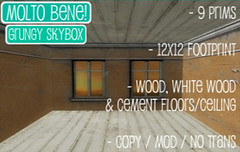 Molto Bene - Sky Box 3
