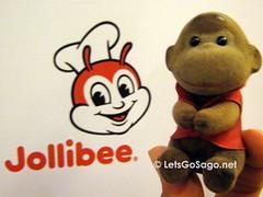 Sago Loves Jollibee
