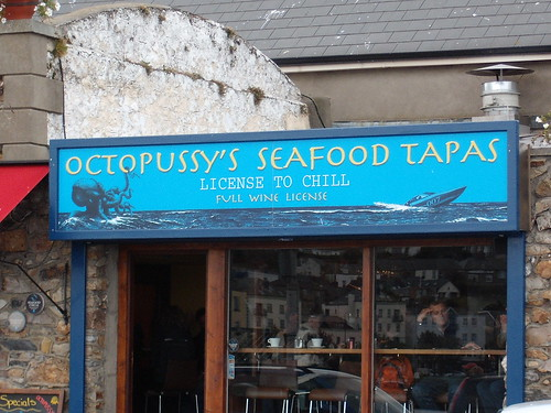 Octopussy's Howth