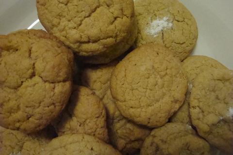 FOOD - Peanut butter cookies