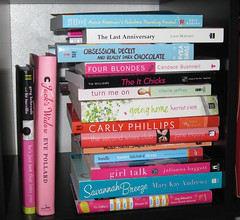 chick lit books $2