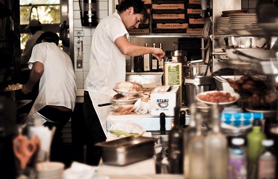 Pizzeria Delfina  -  San Francisco, Ca