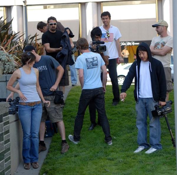 Wolfgang's Vault Film Crew