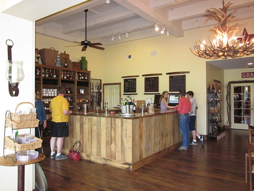 Tasting Room at King Family Vineyards