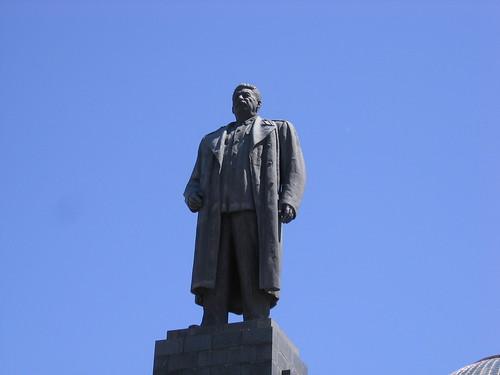 Stalin square, Gori