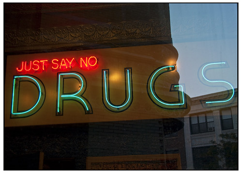 Just Say No Drugs