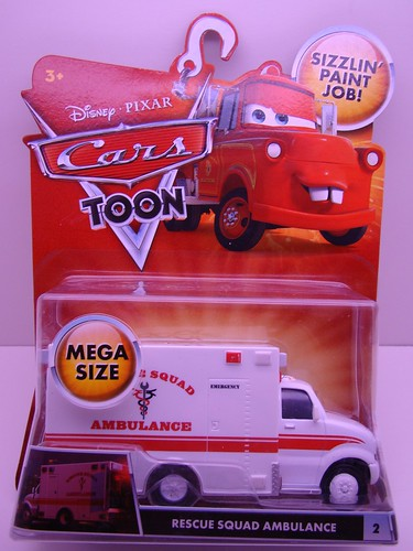 CARS Toons Ambulance