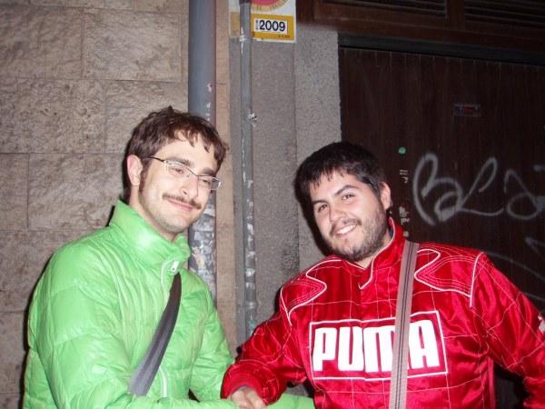 Ale/Pepino y el pachinko