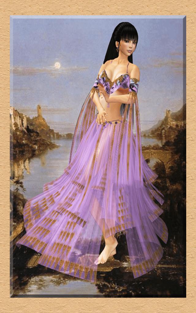 Alexandria Blossom by Silk & Satyr