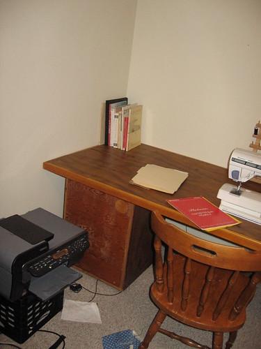 8 foot desk