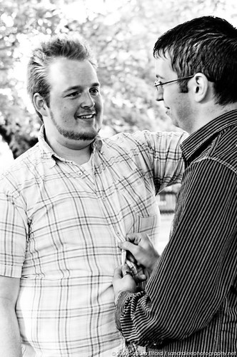 Ron & Brendan