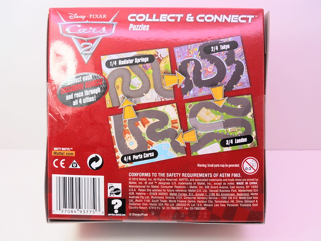 disney cars 2 collect and connect exclusive puzzles (3)
