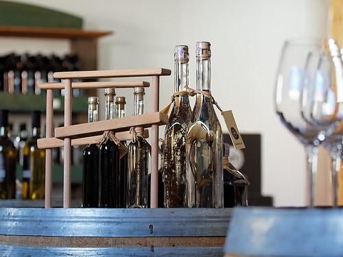 Bottles and barrels
