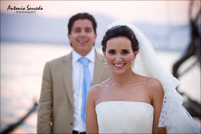 Paola y José