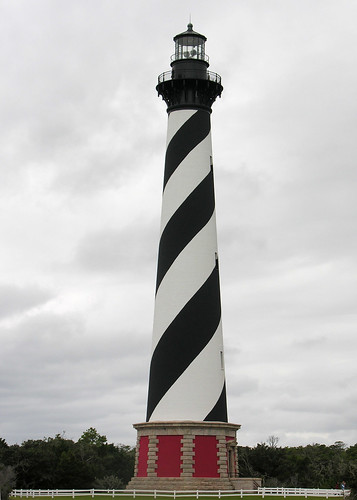 Cape Hatteras Lighthouse - Cape Hatteras, NC