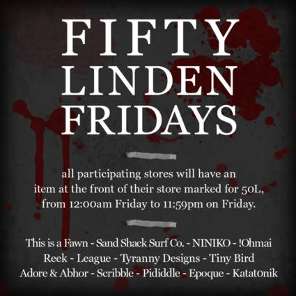 Fifty Linden Friday 13