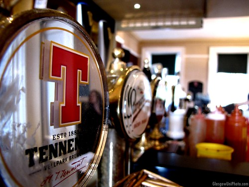 Tennent's On Tap