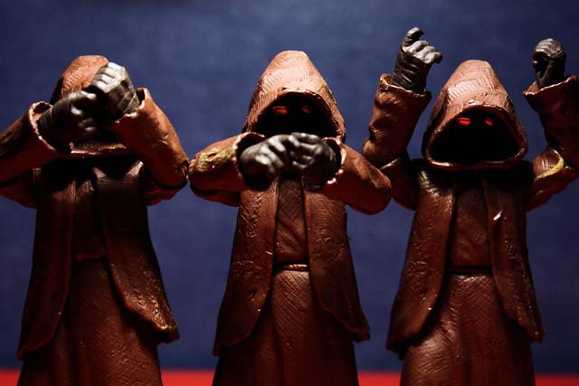 Three Wise Jawas